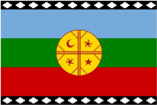 bandera mapuche 2