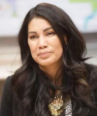 Board of police commission member Darlene Brander on January 14, 2015 in Saskatoon.