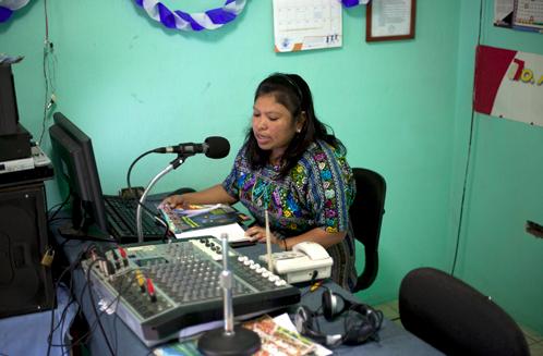 radialista_indigena-guatemala