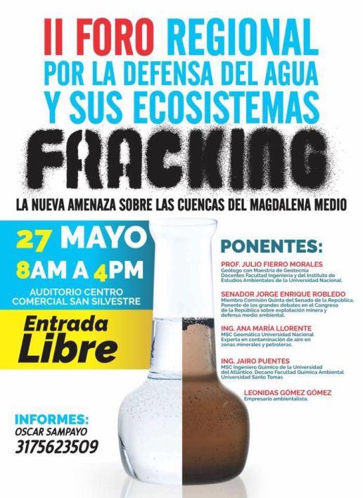 evento fracking